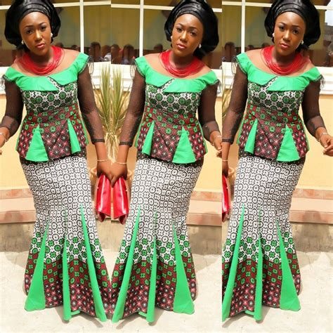 2016 african ankara designs top 10 creative ankara styles 2016 dabonke