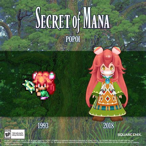 secret of day secret of mana managame