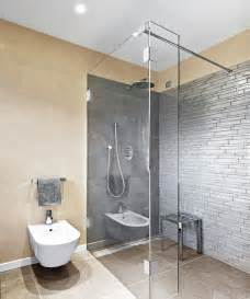 dusche behindertengerecht die besten 17 ideen zu begehbare dusche auf