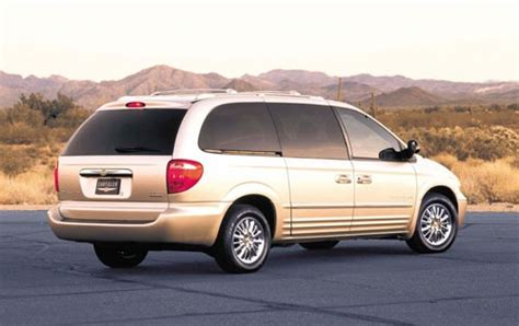 2002 chrysler town and country reviews 2002 chrysler town and country warning reviews top 10