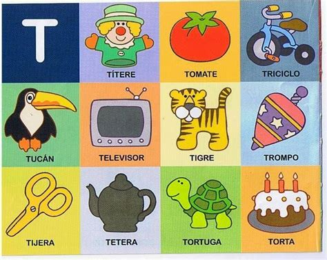 imagenes que empiecen con la letra i mayuscula objetos que inicien con la letra t imagui