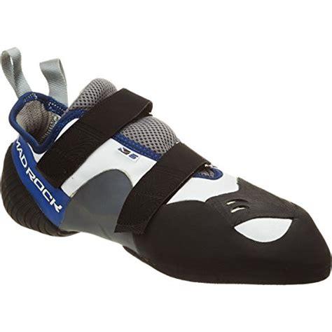 size 16 rock climbing shoes mad rock m5 climbing shoe blue white black grey 10 5