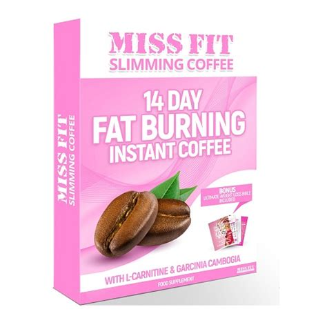 Fit Coffee 14 Day Detox Reviews by Miss Fit Slimming Coffee 14 Day Foley S Chemist