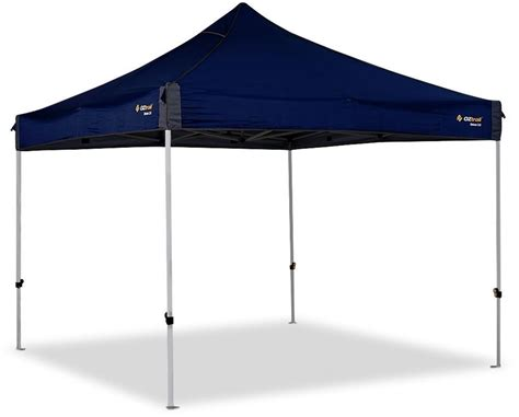 gazebo tenda oztrail 3 0 deluxe gazebo free delivery snowys outdoors