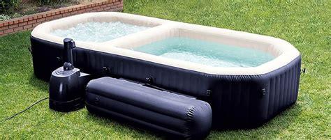 Intex Pool Set Spa intex purespa tub and pool set portabletubshq