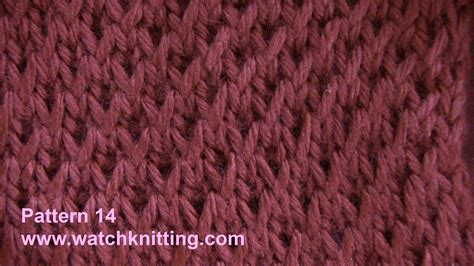 how do i add a stitch in knitting simulated brioche stitch free knitting tutorial