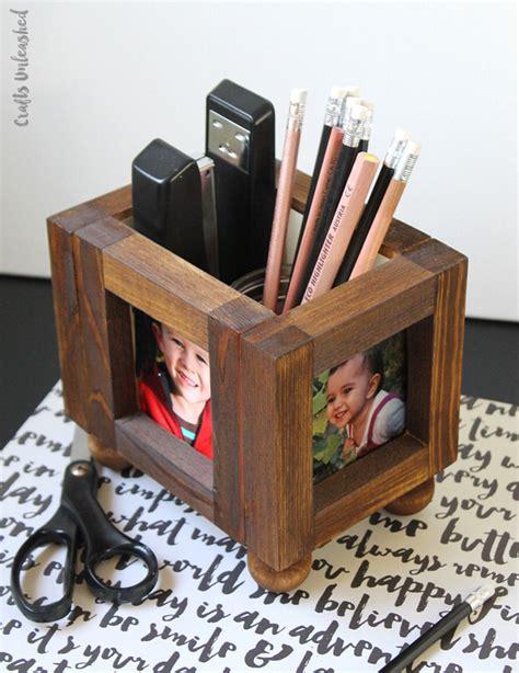 Tempat Penyimpanan Desk Organizer diy desk organizing ideas projects decorating your