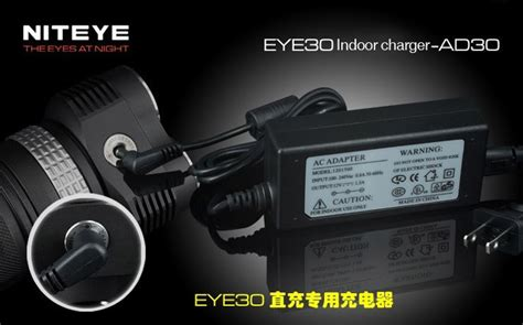 Promo Murah Niteye Eye40 Senter Led Cree Xm L U2 3000 Lumens niteye home charger for senter led eye30 black