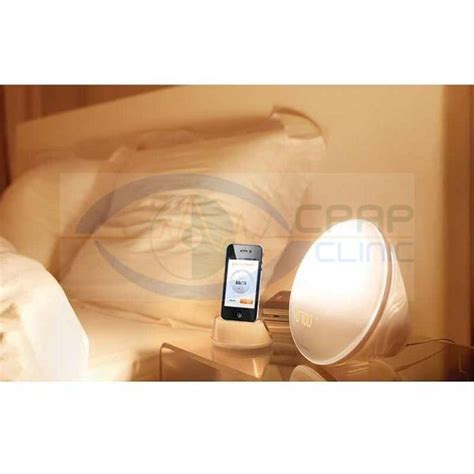 philips wake up light plus cpap clinic accessories hf3520 philips wake up light