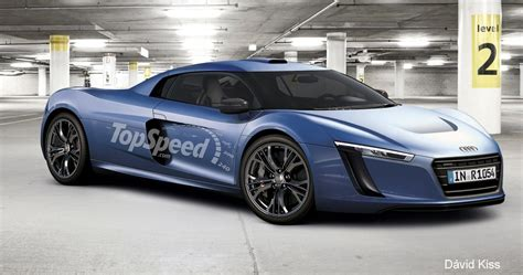 Audi R10 by Audi R10 Reportedly Approved Could Deliver Up To 1 000