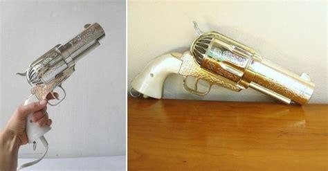 Revolver Hair Dryer вооружена и прекрасна vintage revolver hair dryer фен