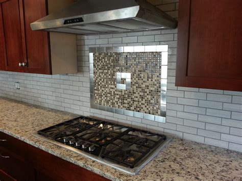 installing a kitchen backsplash kitchen backsplash tile installation job in new jersey