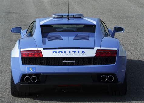 Polizia Lamborghini Polizia By Lamborghini Yatzer