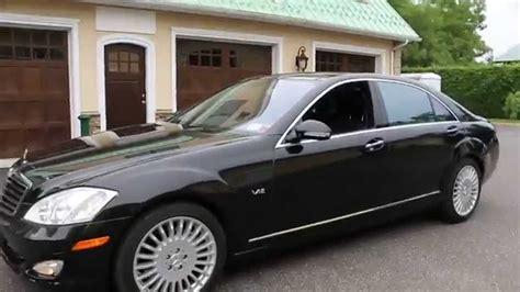 2007 mercedes s600 for sale v12 black black fantastic