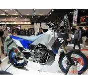 Yamaha T7 Tenere Concept Takes The EICMA By Storm