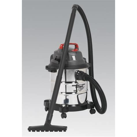 Vacuum Cleaner Nlg buy a sealey pc195sd vacuum from alan wadkins toolstore