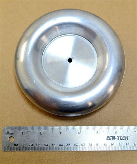 Tesla Toroid Oneteslats 6 Quot O D Spun Aluminum Toroid Tesla Coil
