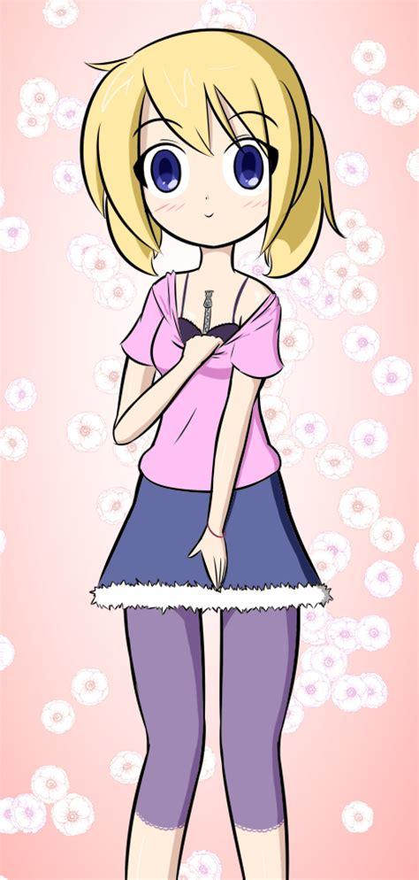 anime boy or girl pt 2 the girl next door by megazone23pt2 on deviantart