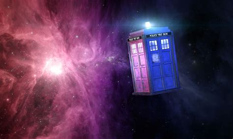 tardis images tardis in space hd wallpaper and background