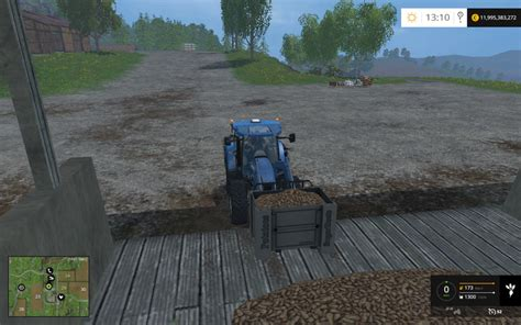 Box Ls by Fs 15 Potato And Beet Boxes V 1 0 Other Implements Mod