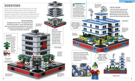 The Lego Architect Ebooke Book lego play book ideas to bring your bricks to daniel