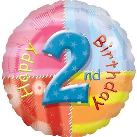 Happy 2nd Birthday Wishes For Top And Best 2nd Birthday Wishes Messages With Pictures