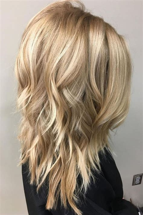 haircuts 2018 medium length medium length layered hairstyles 2017 2018 for women