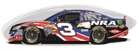 Nra Bass Pro Gift Card - bass pro shops salutes nra and new national sporting arms museum with nascar paint