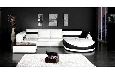 mant 242 canap 233 2 canape noir et blanc pas cher 28 images canape d angle