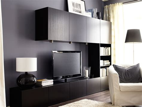 entertainment center with lights sophisticated black ikea entertainment center with