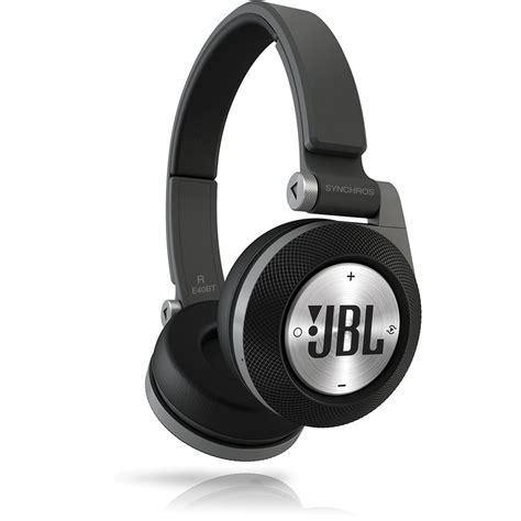 Headphones Jbl E40bt Jbl Synchros E40bt Bluetooth On Ear Headphones Black E40btblk