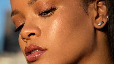 Wwd Beautys Big by To Black Rihanna S Fenty Launch Is Personal