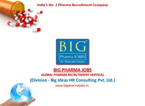 Mba Consulting India Pvt Ltd Okhla by Global Big Pharma Ppt1