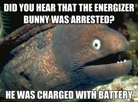Electricity Meme - bad joke electric eel bad joke eel know your meme