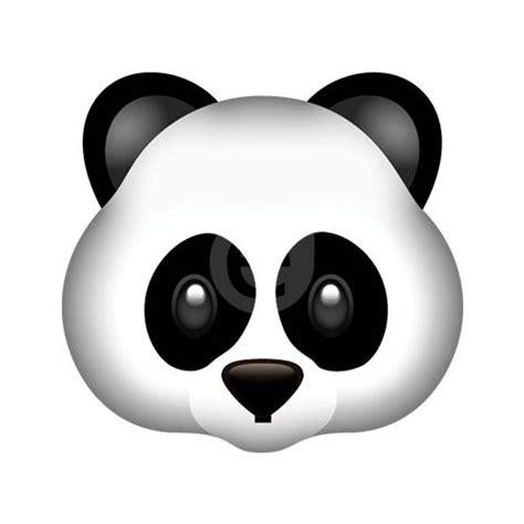 Emoji Panda | panda emoji pandas pinterest bears pandas and panda