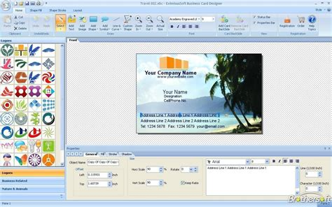 program maker free business card maker free version with