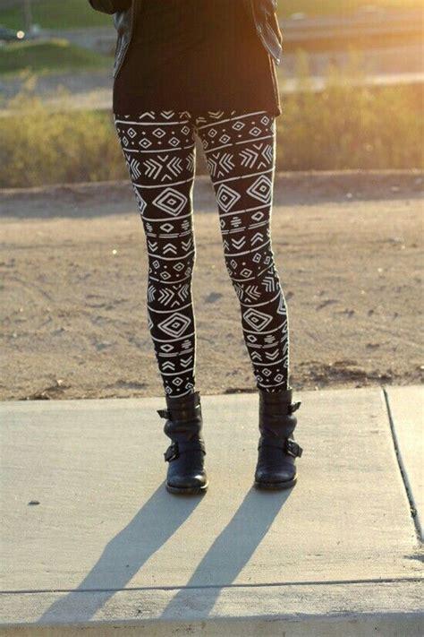 cute tribal pattern leggings teen fashion by iheartfashion14 follow f a s h i o
