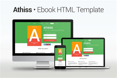 Ebook Html Template getting with php new rockable ebook free