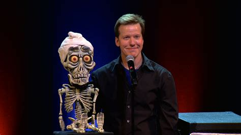 300685 jeff dunham all over the ever notice comedians don t make jokes about hillary jeff