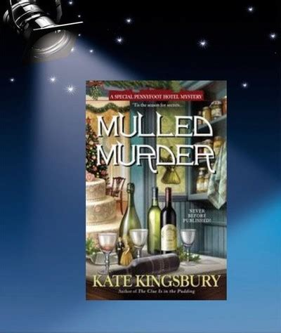 mermaid fins winds rolling pins a cozy witch mystery spells caramels volume 3 books spotlight giveaway mulled murder by kate kingsbury
