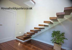 Home Building Designs by How Much Will A New Staircase Cost