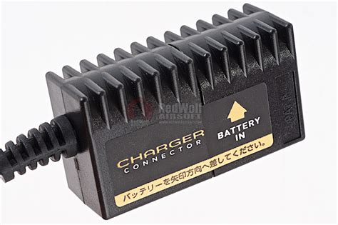 Marui Battery Charger For 7 2v 500mah Nihm Micro Battery 2 tokyo marui new 7 2v micro 500 battery charger for 7 2v