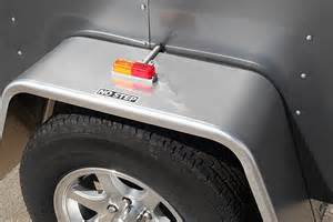 Trailer Tire Fender Clearance Rectangle Led Truck And Trailer Light Led Side Clearance