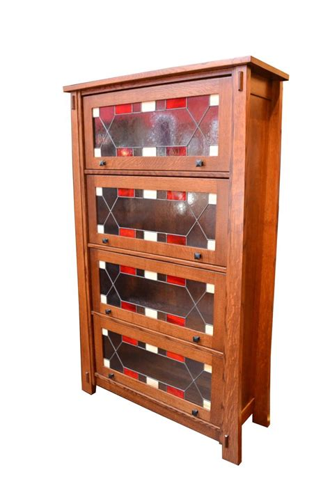 barrister bookcase leaded glass 286 best arts and craft movement and mission style images