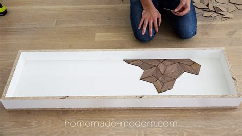 white concrete table top modern ep119 diy concrete table with walnut inlays