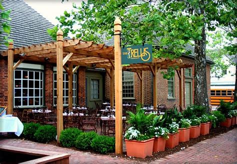 trellis designs the trellis restaurant outdoor patio