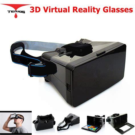 Vr Kacamata jual terios 3d vr kacamata 3d reality