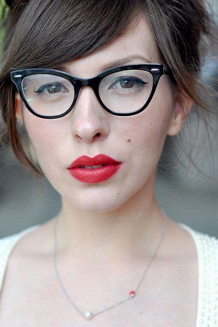 hairstyles for cat eye glasses 24 best frames images on pinterest eye glasses