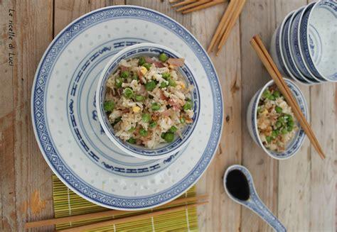 cucina cantonese riso alla cantonese le ricette di