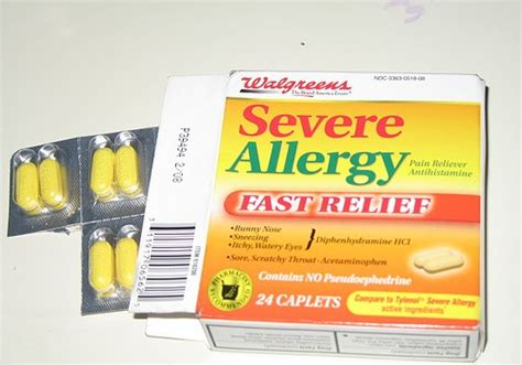 counter allergy medicine 10 must items in your aid kit injuries fractures and burns